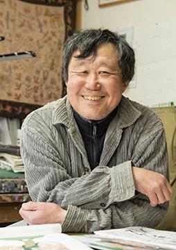 川端誠、約7年ぶりの本格落語絵本。『らくごえほん てんしき』刊行記念インタビュー