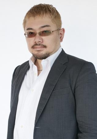 著者近影 撮影/ホンゴユウジ