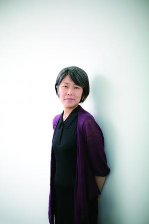 澤田瞳子氏(撮影/鈴木慶子)