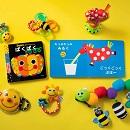 累計55万部「Sassy」絵本シリーズ最新作『Sassyのあかちゃんえほん ぱくぱく』発売!