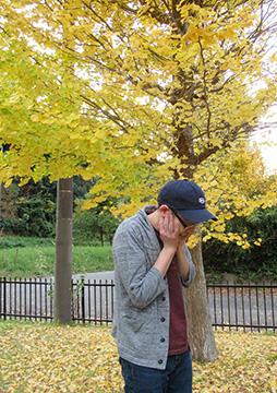 【連載55回】東田直樹の絆創膏日記「蓑虫になりたかった僕」