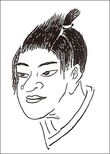 寅吉(『仙境異聞』国立歴史民俗博物館蔵)
