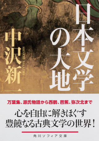 『雨月物語』にはサラリーマンのヒントがいっぱい!? 日本古典文学がグッと身近になる『日本文学の大地』